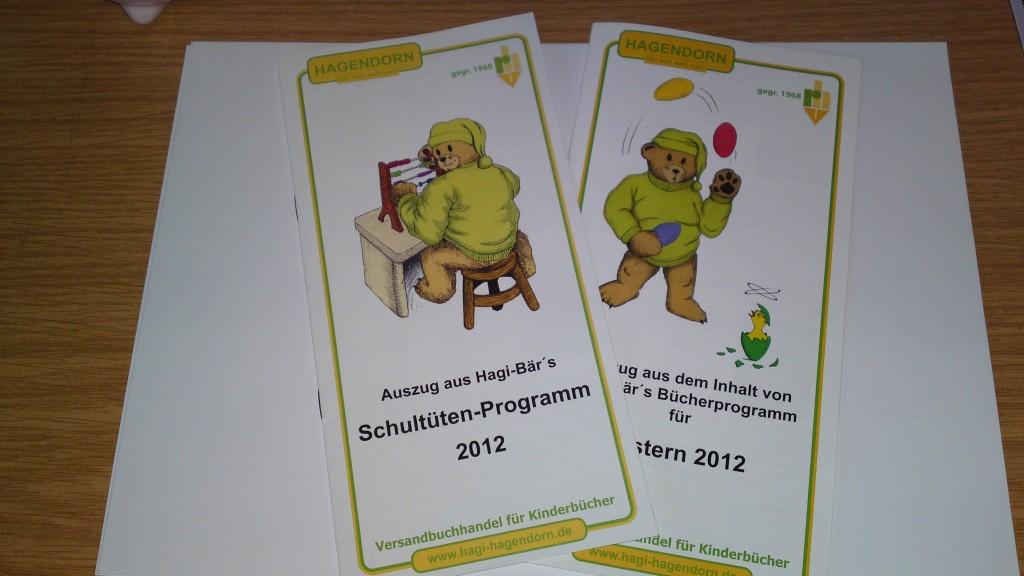 Hagendorn - Programm Prospekt