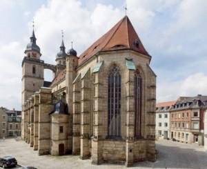 Bayreuth Stadtkirche