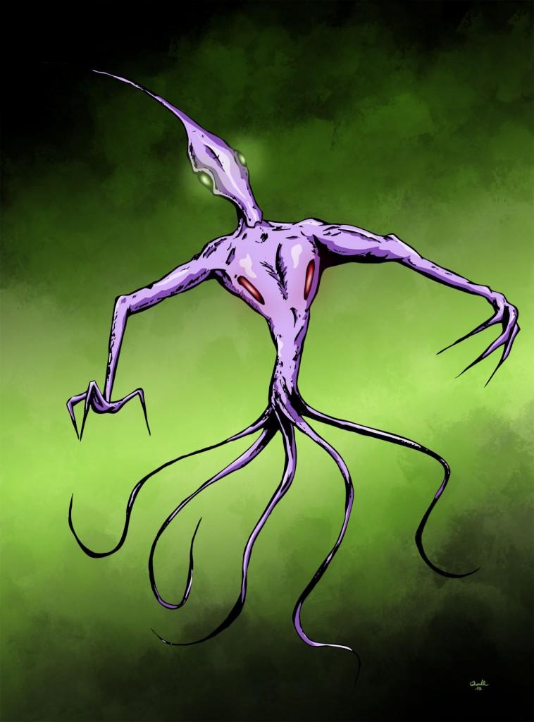 Echura - Alien Design