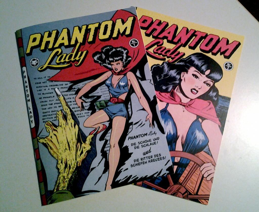 Phantom Lady 1&2 - BSV Verlag