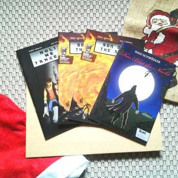 Habt Ihr schon eine Geschenkidee für Weihnachten?
