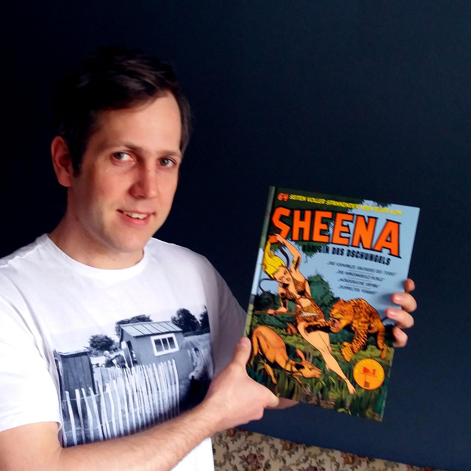 Sheena Nr 2 - Königin des Dschungels