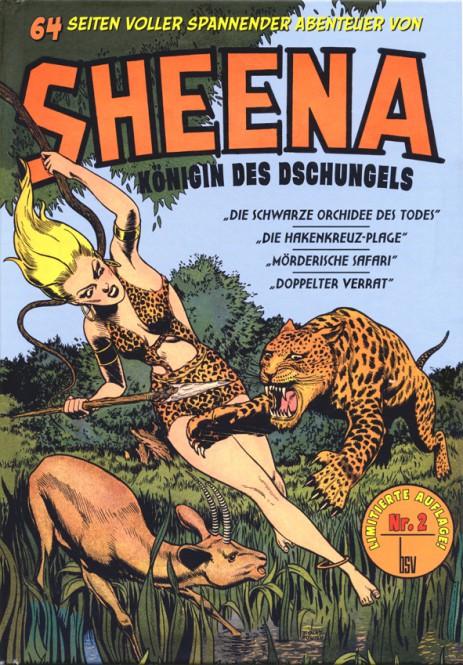 Sheena - Die Dschungelkönigin Nr 2