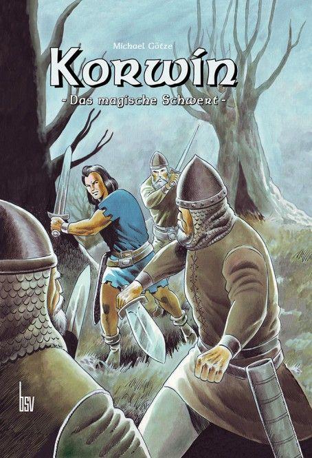 Korwin - Das magische Schwert