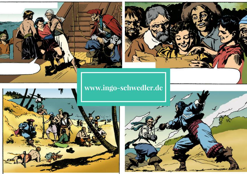 comic Hernán el Corsario José Luis Salinas(Cisco Kid) koloration ingo schwedler1
