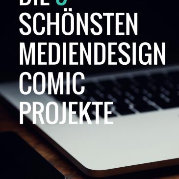 Rückblick: Die 9 schönsten Mediendesign-Comic Projekte